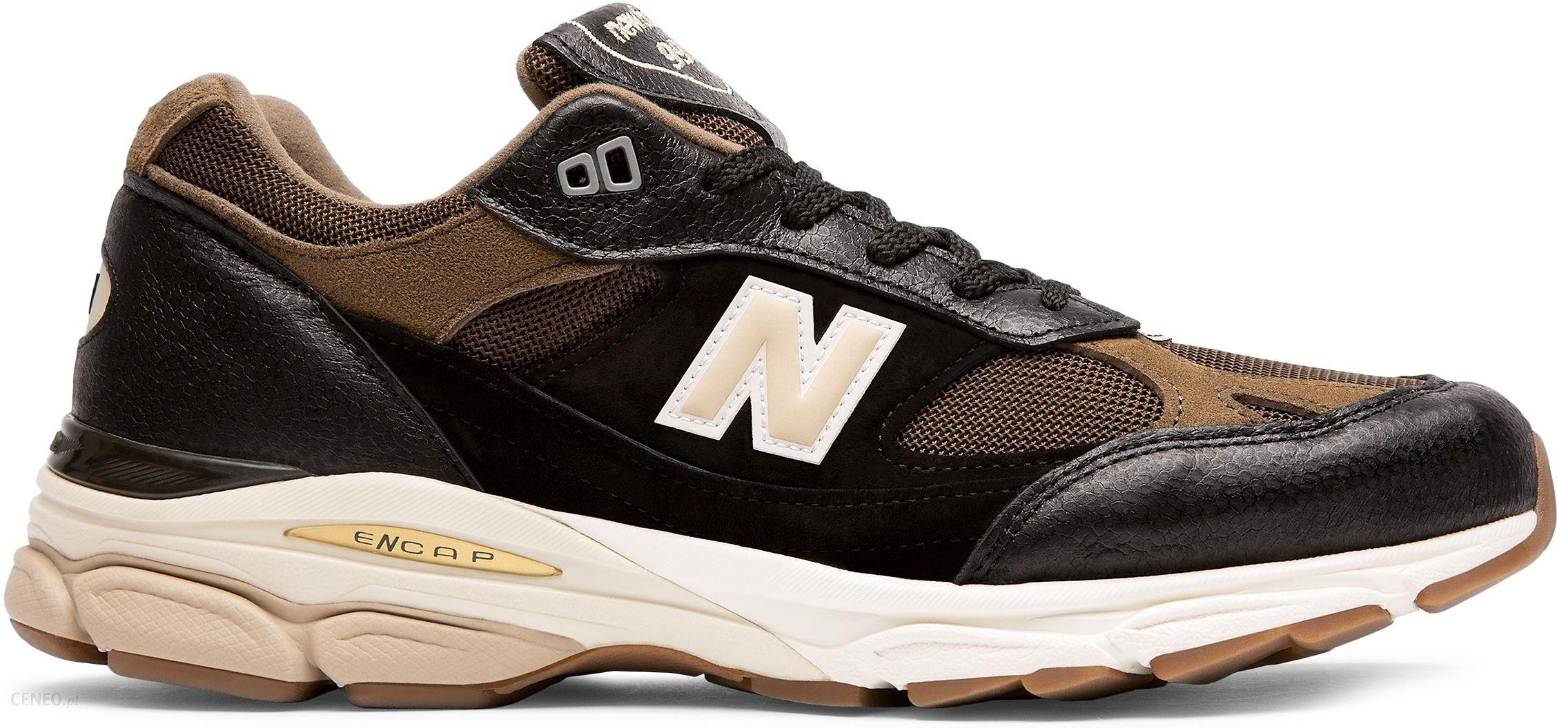 100% authentic 78c31 2135a New Balance 991.9 Made in UK Black with Olive (M9919CV) - zdjęcie 1