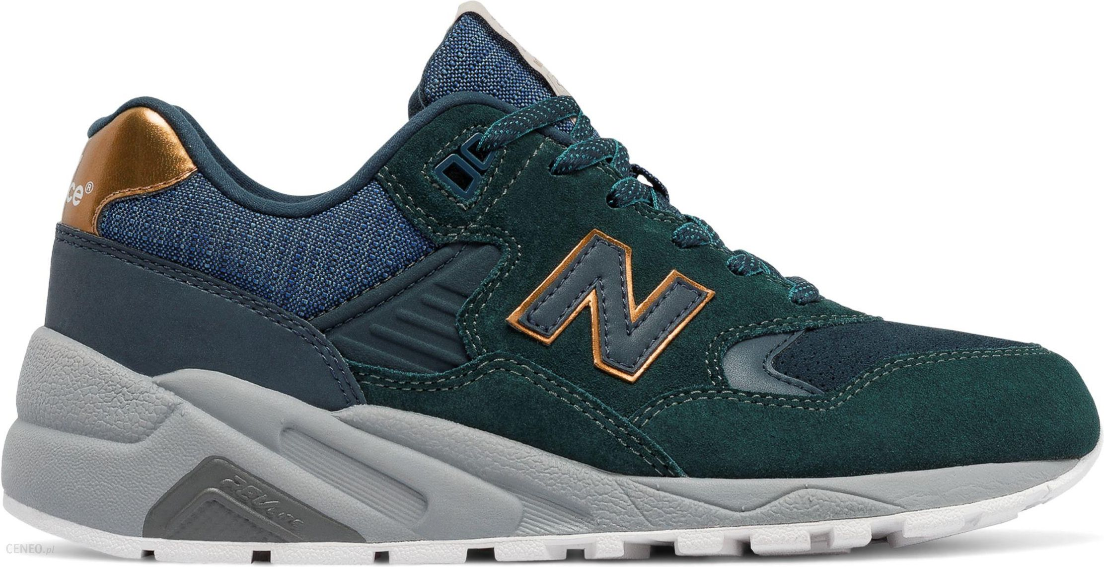 competitive price eac87 10223 New Balance 580 New Balance Green with Silver (WRT580JD) - Ceneo.pl