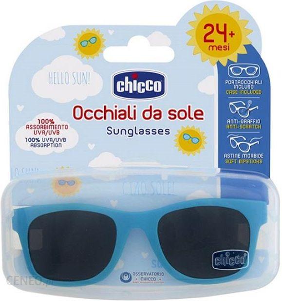 2b2d3e76d088 Chicco Baby Colection Boy Okulary przeciwsłoneczne dla dzieci 24m+ -  zdjęcie 1