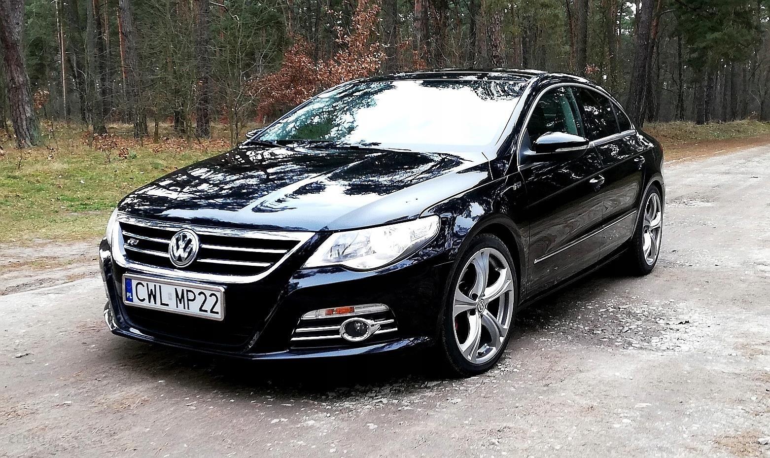 Volkswagen Passat Cc 2 0 Opinie I Ceny Na Ceneo Pl
