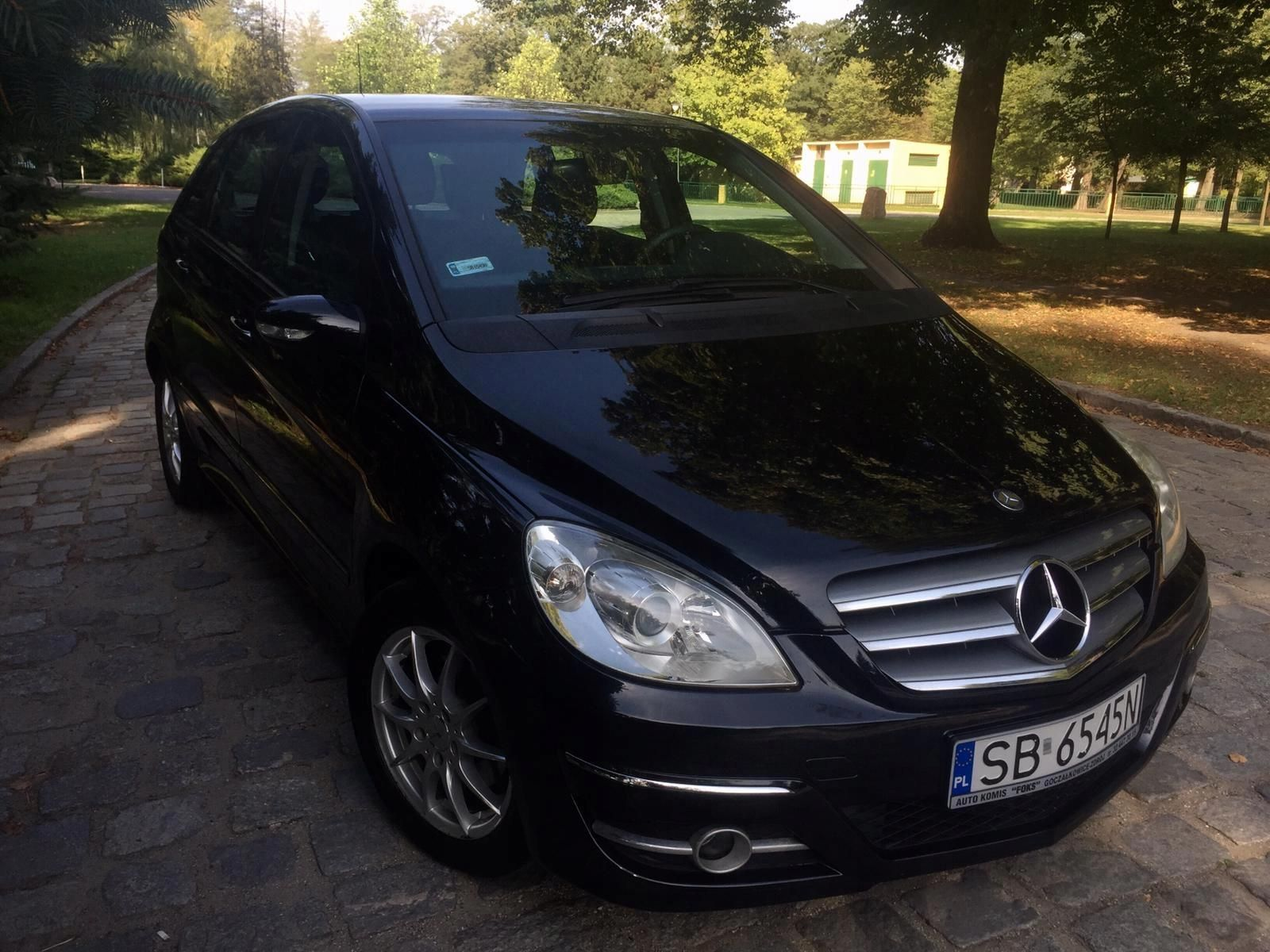 Mercedes Benz B Klasa 180 Cdi 2008 Opinie I Ceny Na Ceneo Pl
