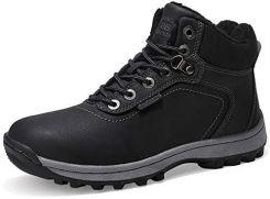 51e53eaff7bcd Amazon AX BOXING buty zimowe męskie damskie buty śniegowe wodoszczelne  ciepłe z podszewką buty zimowe botki