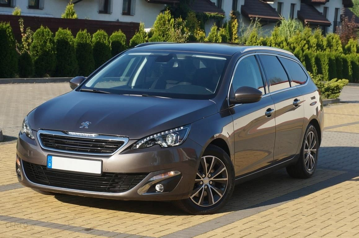 Peugeot 308sw 2 0hdi 150km Pano Navi Xenon Allure Opinie I Ceny Na Ceneo Pl