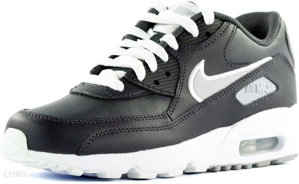 BUTY NIKE AIR MAX 90 LEATHER GS 833412 021 Ceny i opinie Ceneo.pl
