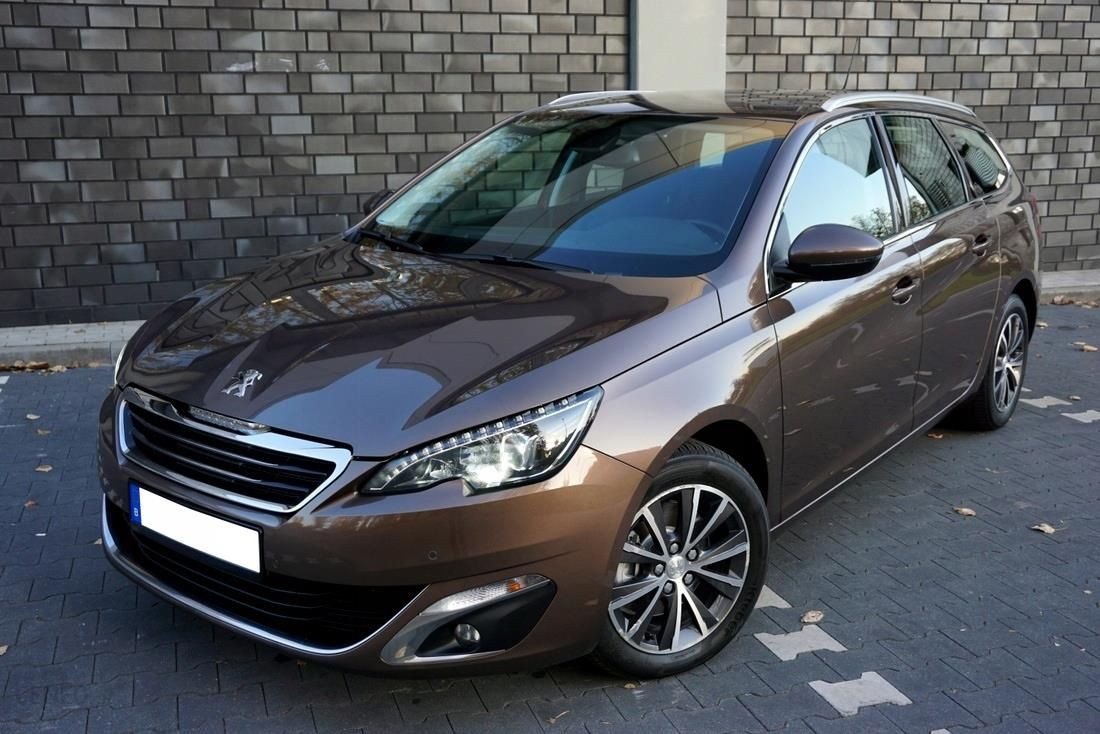 Allure Peugeot 308 Sw 2 0 Blue Hdi Automat Opinie I Ceny Na Ceneo Pl