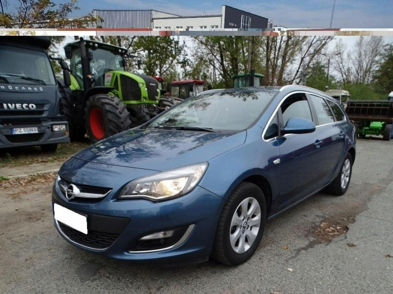 Opel Astra Iv Sports Tourer 1 7 Cdti Fv 23 Gwar Opinie I Ceny Na Ceneo Pl