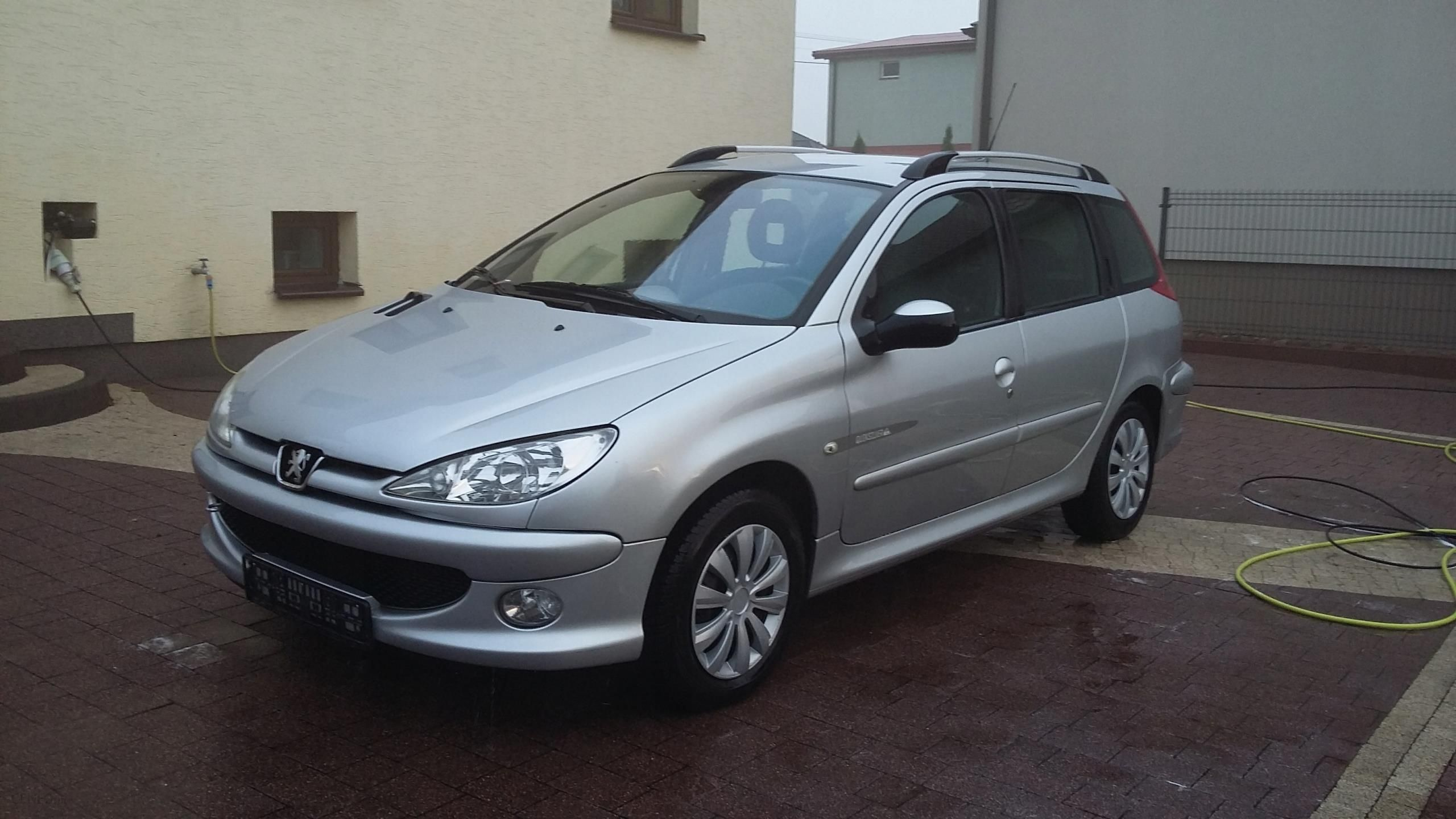 Peugeot 206 Sw 2 0 Hdi Opinie I Ceny Na Ceneo Pl