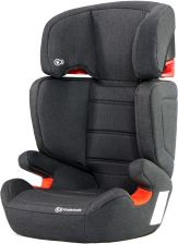 4Kraft Kinderkraft Junior Fix Isofix Black 15-36Kg