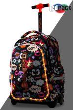 b81adf8daddef Patio Coolpack Junior Plecak Na Kółkach Świecący Led Comics A28202