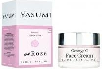 Yasumi meRose Genotyp C Face Cream Krem różany 50ml