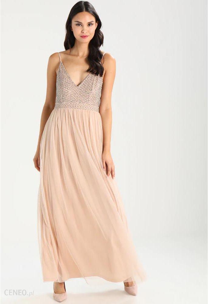 d8c585d659 Suknia balowa Lace   Beads NOWA - Ceny i opinie - Ceneo.pl