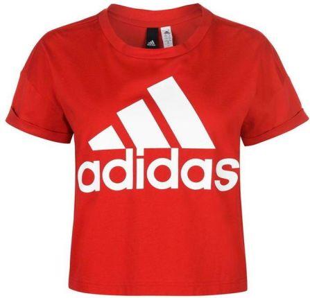 Koszulka adidas damska czerwona Moda damska Ceneo.pl