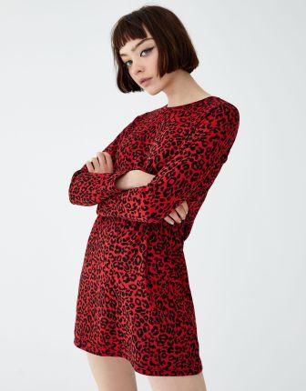 af15289314 Granatowa Sukienka Cradle Song - Ceny i opinie - Ceneo.pl