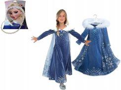 819012484d Sukienka Elsa Kraina Lodu Przygoda Olafa (E7)