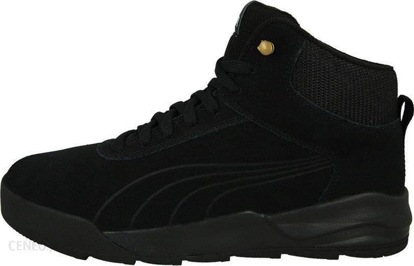 Puma Buty męskie Desiero Sneaker Taffy Taffy czarne r. 42 (361220 02) Ceny i opinie Ceneo.pl