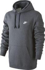 Bluza męska Sportswear NSW Club Nike (ciemnoszara)