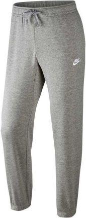 99e09ddf9 Spodnie dresowe męskie Sportswear NSW CF FT Club Nike (szare)