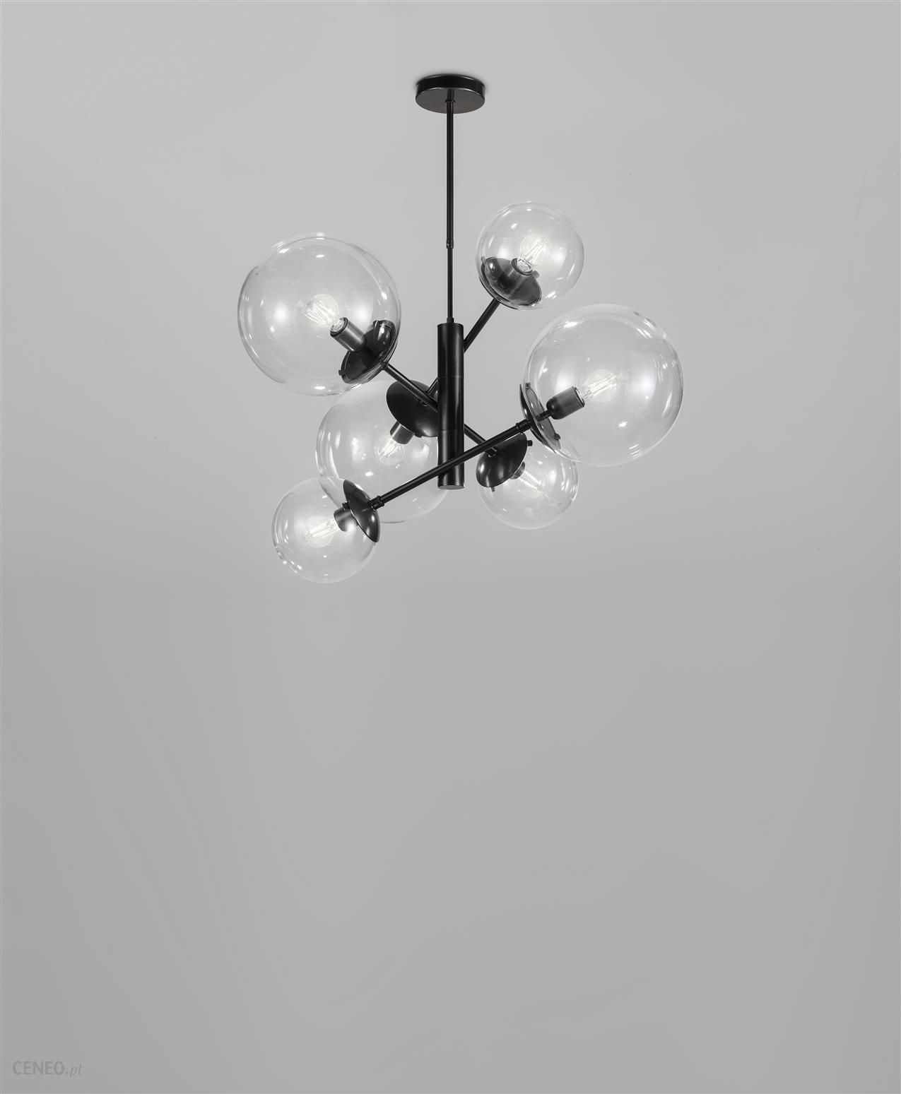 metal lux lampy wiszące