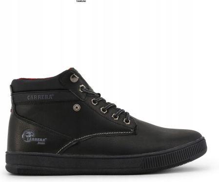 Trussardi Buty sneakersy męskie czarne 77A00099 45 Ceny i