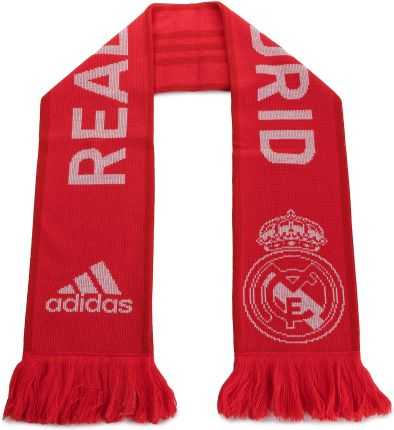 Szal adidas - Real Scarf CY5604  Reacor/Vivred/White