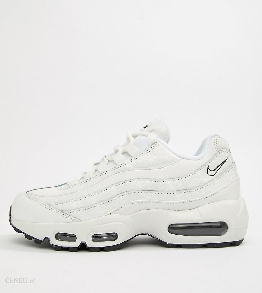 "Damskie Nike Air Max 95 ""Triple White"""