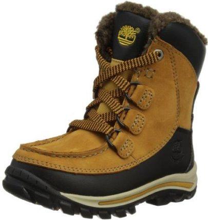 007fcb22 Amazon Timberland HP WP Boot, uniseks – dzieci trzewiki zimowe - brązowy ...