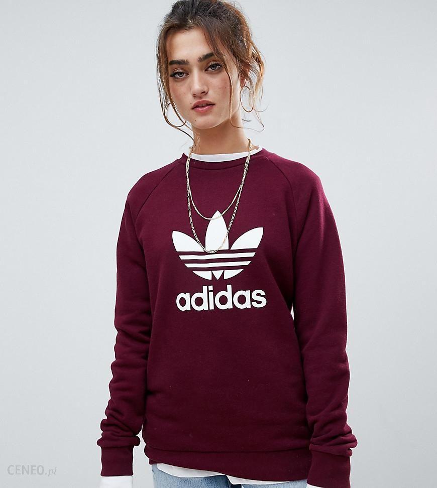 Kupować Adidas Originals Trefoil Crewneck Bluzy Damskie