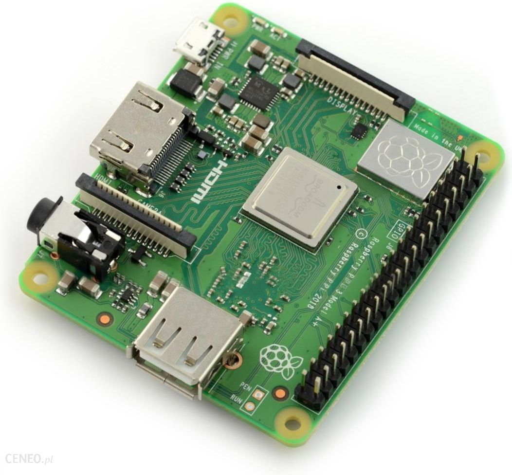 Mikrokontroler Raspberry Pi 3 A Wifi Dual Band Bluetooth 512mb Ram 1 4ghz Rpi13251 Opinie I Ceny Na Ceneo Pl