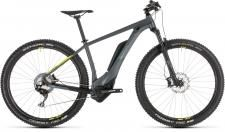 Cube Reaction Hybrid Race 500 27,5 Grey Lime 2019