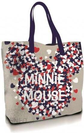 27e3f26c6a072 Myszka Minnie płócienna torba na zakupy - Ceny i opinie - Ceneo.pl