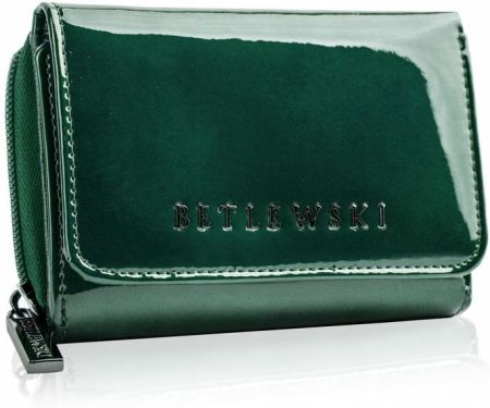 8c585a10826bd Długi klasyczny portfel typu kopertówka z eko skóry, niebieski ...