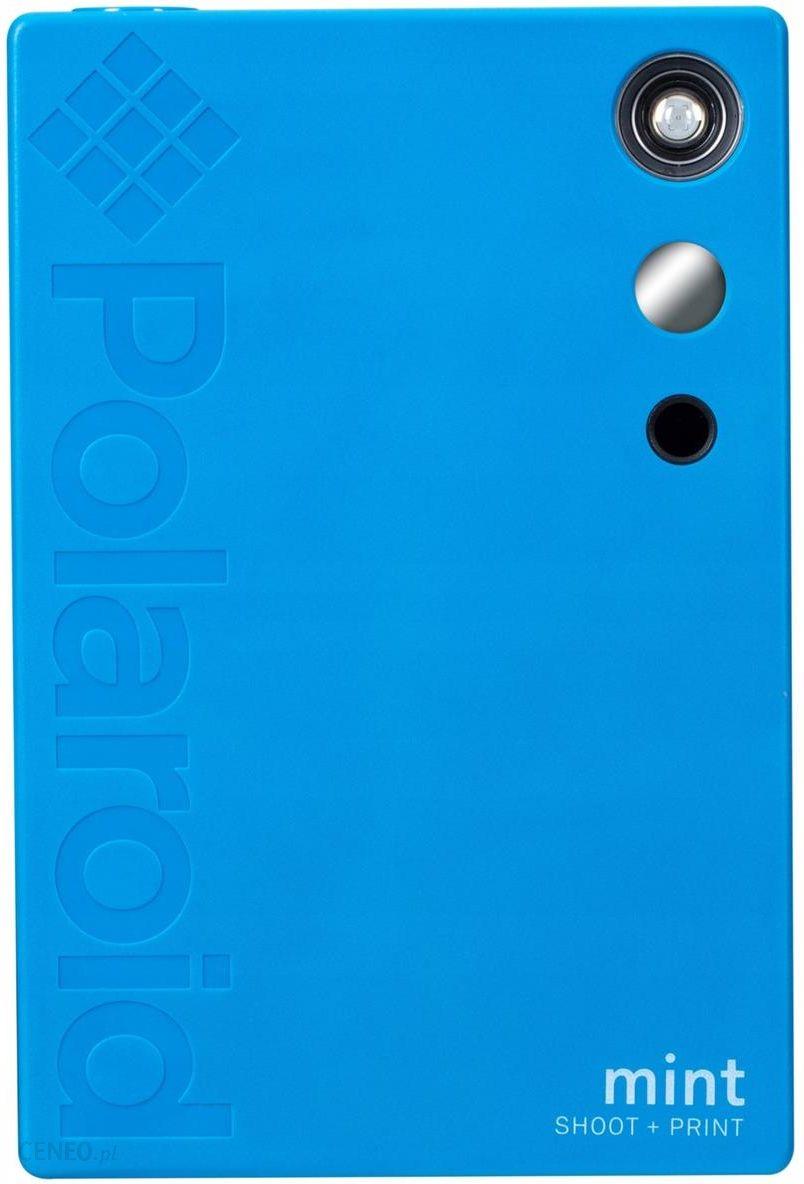 Polaroid Mint niebieski