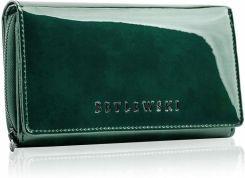 f78969bc499a2 Allegro. Skórzany portfel damski lakierowany Betlewski RFID - zdjęcie 1