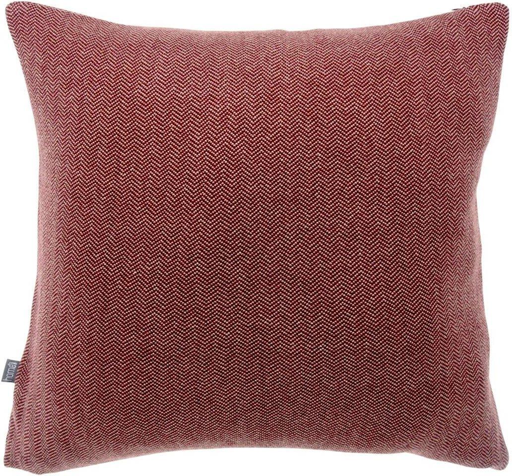 Home Concept Poduszka Dekoracyjna Dew Red Shade 50x50 Cm