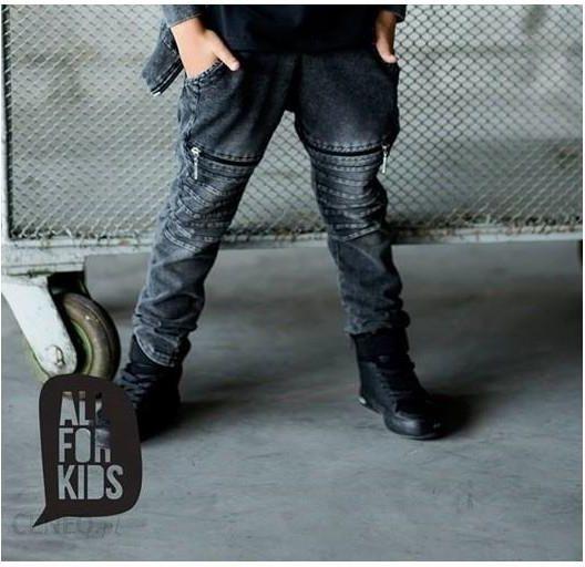 23b840b40f70ec Spodnie długie a'la jeans Czarne 92/98 - Ceny i opinie - Ceneo.pl