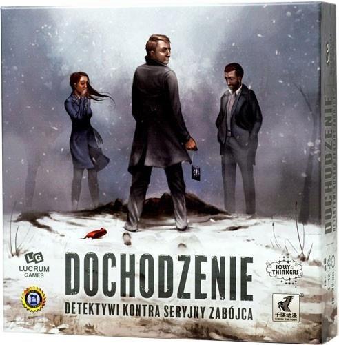 Lucrum Games Dochodzenie - Gra dla dziecka - Ceny i opinie - Ceneo.pl
