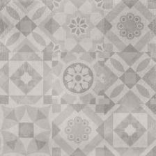 Golden Tile Concrete Smoke Patchwork Dekor 60X60
