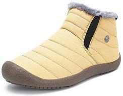 9e57c2aa Amazon SAGUARO męskie damskie buty zimowe ciepłe wyściełane buty botki  outdoor buty śniegowe zima buty,