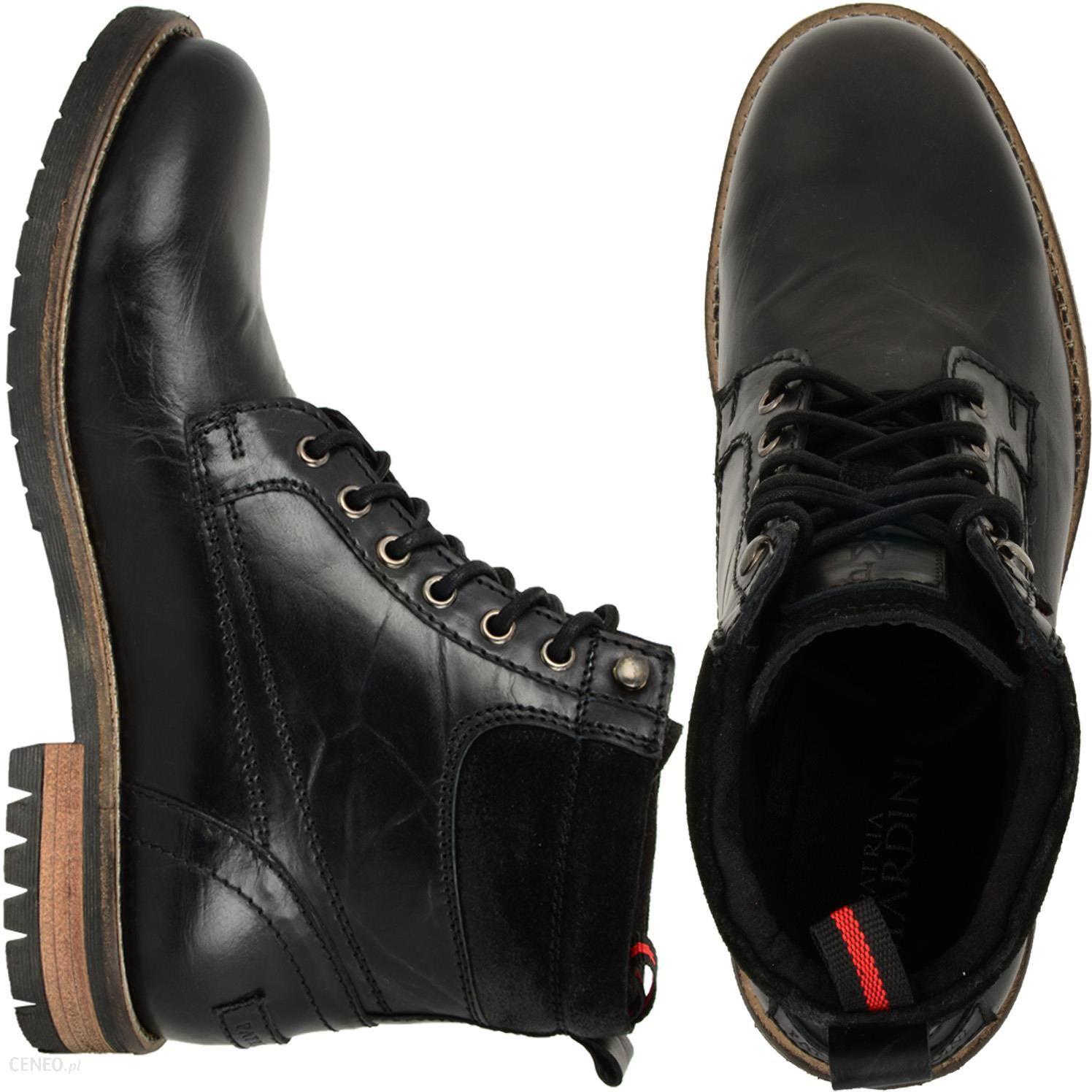 zimowe buty męskie za kostkę lifestyle