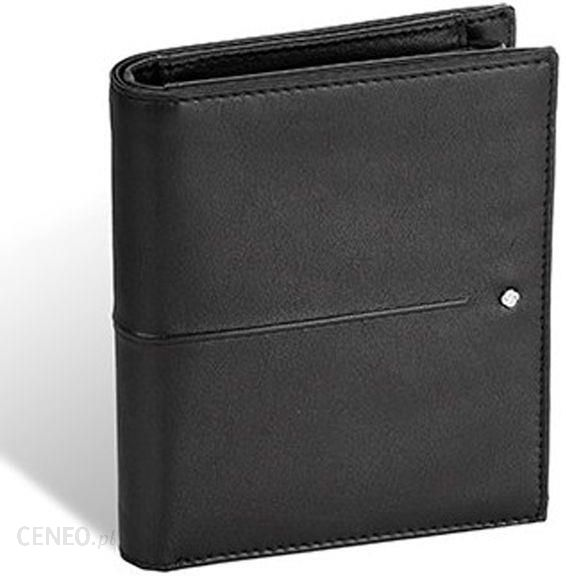 bc0daee4b8ec0 Samsonite skórzany portfel męski RFID