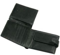 a3a58251df7bf Samsonite skórzany portfel męski RFID