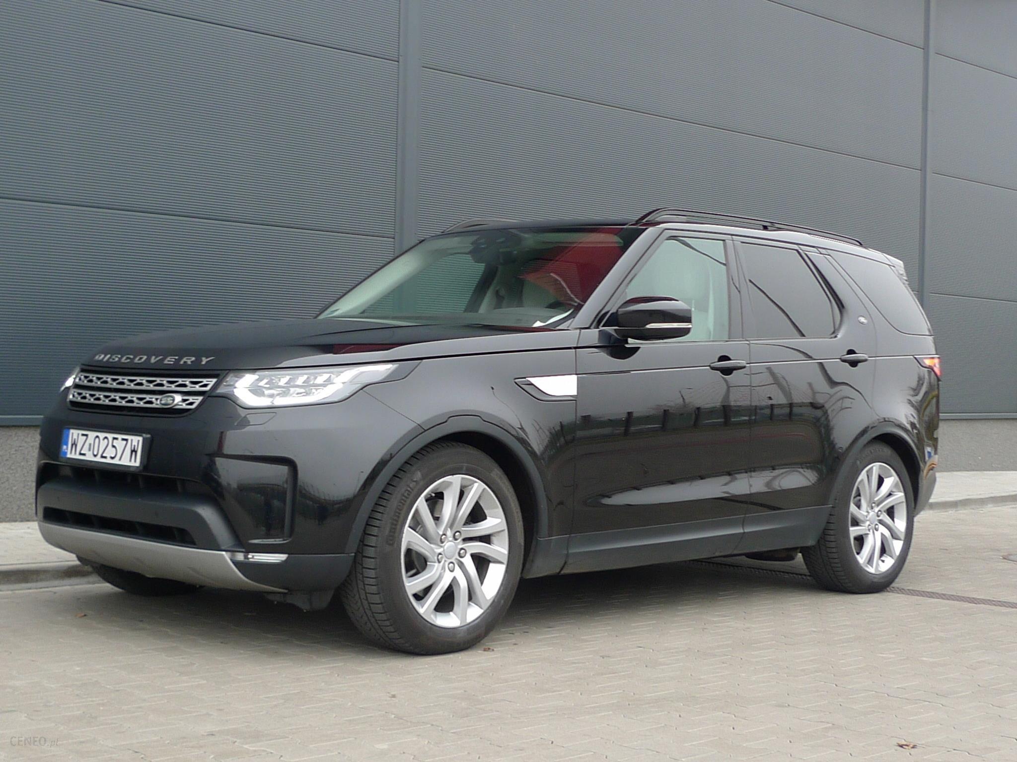 Land Rover Discovery Hse 7 Osobowy Salon Polska Opinie I Ceny Na Ceneo Pl