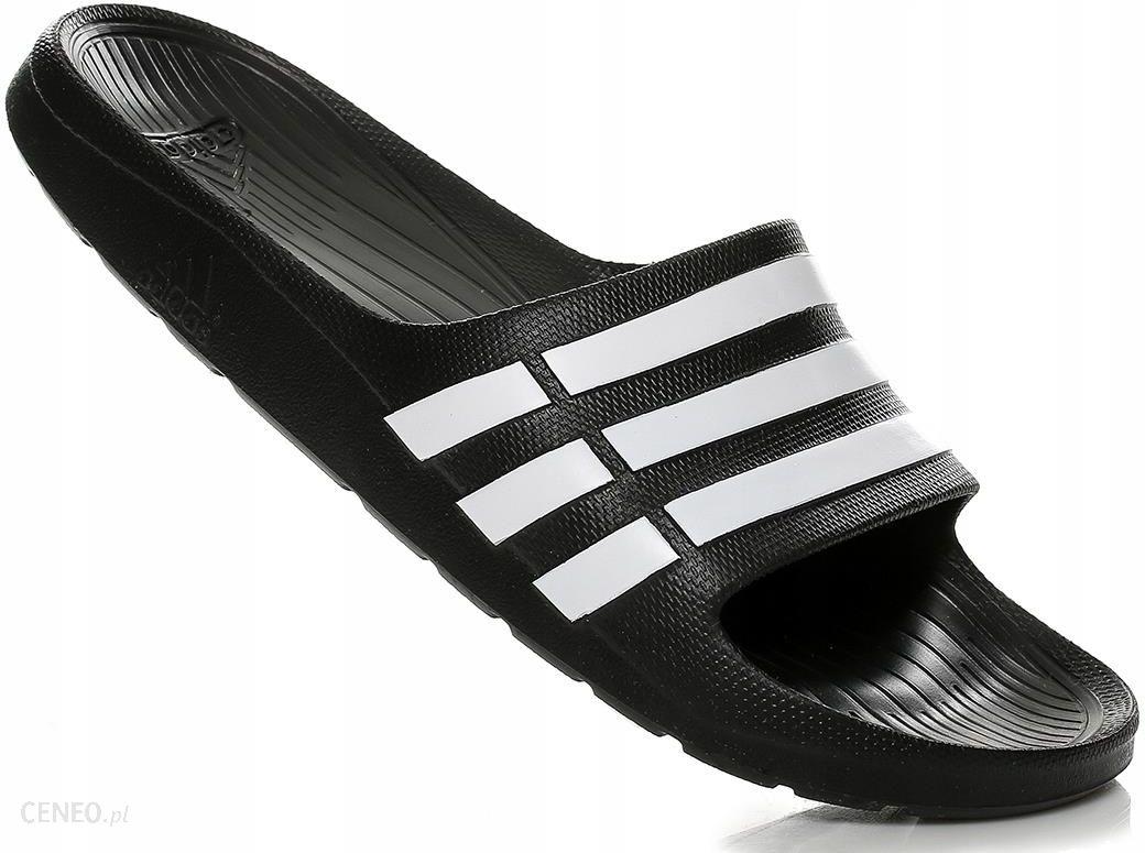 9015a7a4bacbd4 Klapki męskie Adidas Duramo Slide G15890 Różne r. - Ceny i opinie ...