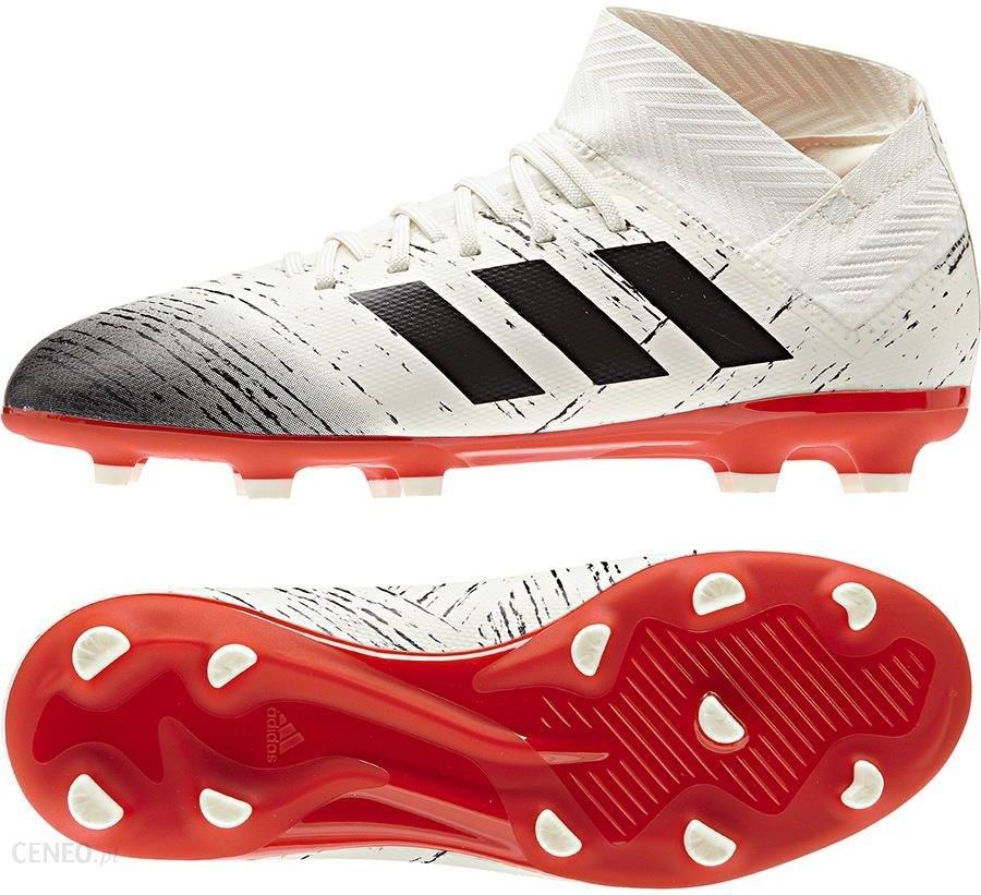autentyczny nowy design różne wzornictwo Adidas Nemeziz 18.3 FG J CM8508