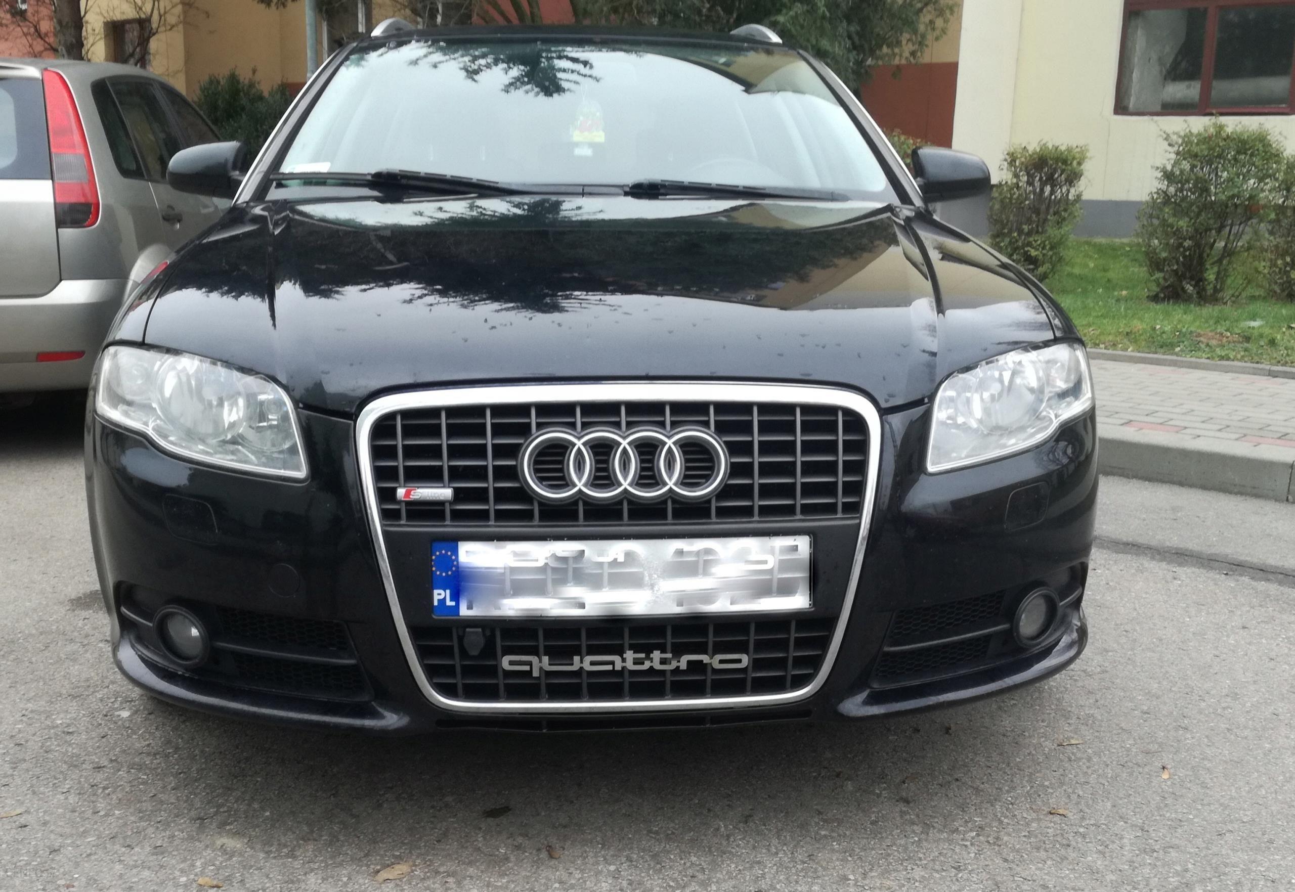 Audi A4 B7 18 T 163km Quattro S Linegaz Opinie I Ceny Na