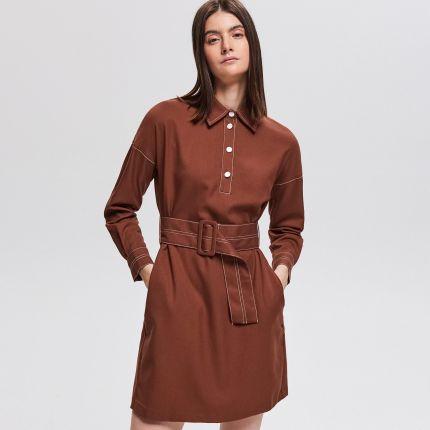 a9372c331 Damska sukienka z kapturem Nike Sportswear NSW - Czerń - Ceny i ...
