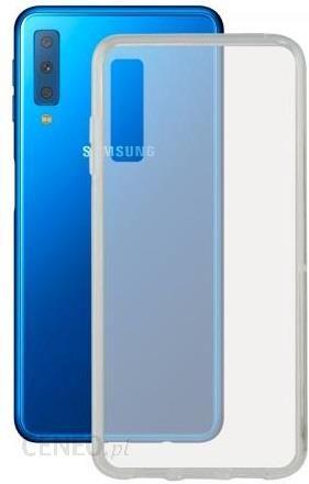 d403148480b Winner Group Slim Case do Samsung Galaxy A7 2018 Przezroczysty (7354) -  zdjęcie 1