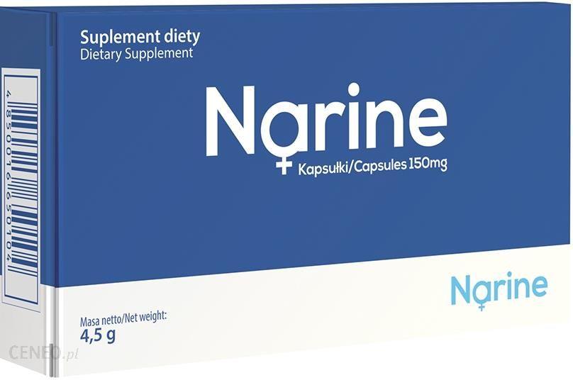 Narine Probiotyk Kapsułki 150mg 30 Kaps