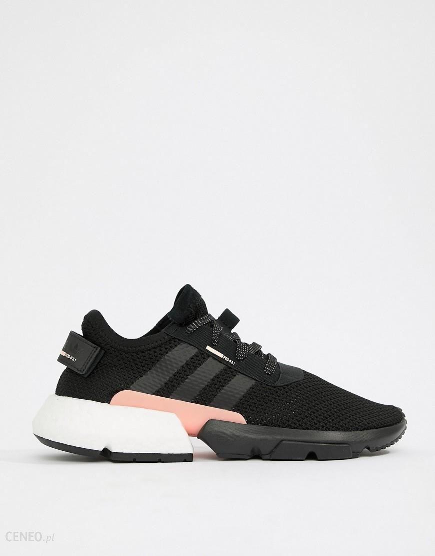 Adidas Originals POD S3.1 Trainers In Black B37447 Black Ceneo.pl
