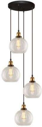 Lampa new york Lampy sufitowe Ceneo.pl